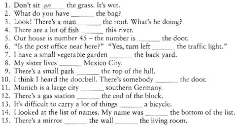 9j preposiciones de lugar