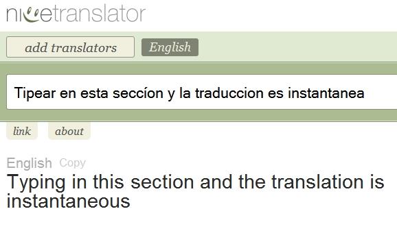 traductor gratis en linea de lo: