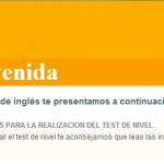 Como saber cual es mi nivel de INGLES – EXAMEN o TEST de NIVEL de INGLES interactivo