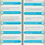 Preguntas MAS COMUNES para entrevistas de trabajo EN INGLES