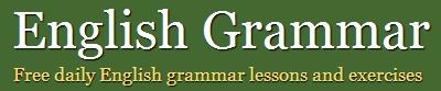 lecciones de gramatica en ingles