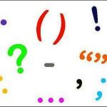 Signos de PUNTUACION en ingles – Reglas y uso correcto