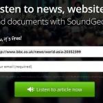 Convertir texto a audio en ingles de cualquier pagina web