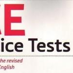 Examen First Certificate : Examen de Practica FCE – Incluye audios y respuestas