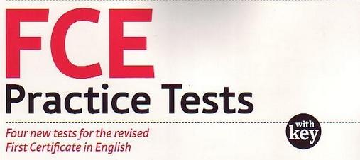 FCE exam english
