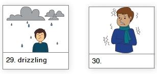 describir el clima en ingles4
