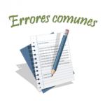 Errores comunes en inglés : Palabras con preposición parte 2