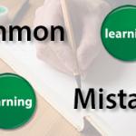 Errores comunes de sustantivos en inglés