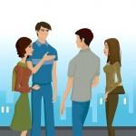 Conversación en inglés gratis con audio: La Familia