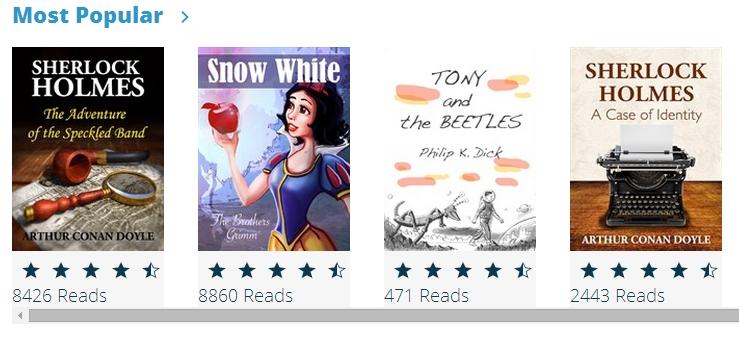 libros gratis en ingles
