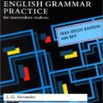 Ejercicios para practicar inglés – Libro de ejercicios de gramática de LONGMAN gratis