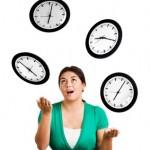 Frases en Inglés relacionados al tiempo – Frases con la palabra TIME