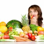 Conversación en Inglés: Eating healthy food – Comer saludablemente CON AUDIO