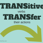 Transitive and Intransitive verbs : Verbos transitivos e intransitivos