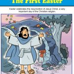La Historia de la Pascua en Ingles – The Easter Story Lectura en Ingles